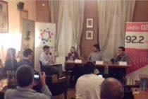 Okrúhly stôl o fanúšikoch a nacionalizme v Radio Cafe