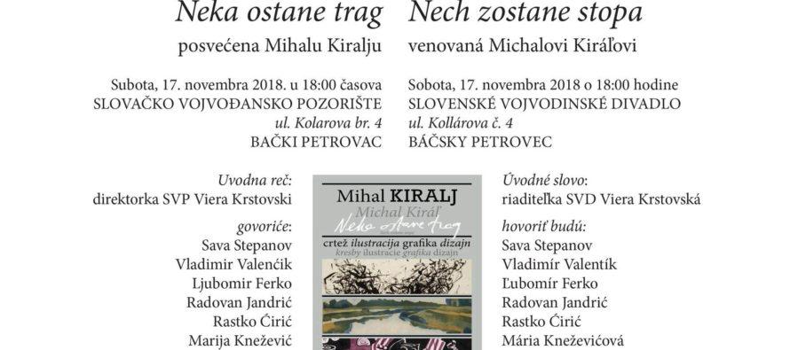 Premiéra dvojjazyčnej monografie
