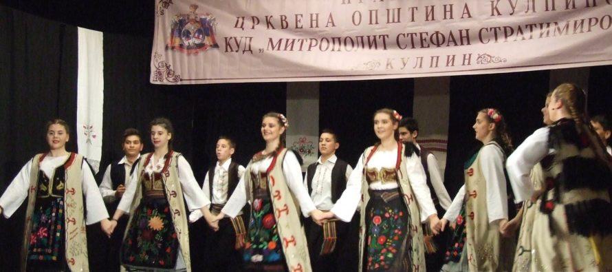 Päťročnica pôsobenia kulpínskeho spolku Stratimirović