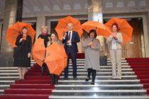 Začiatok kampane 16 dní aktivizmu proti násilia na ženách