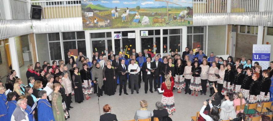 11. Koncert slovenských zborov z Vojvodiny a hostí