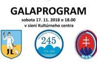 Galaprogram v Kysáči