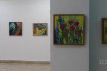 Výstava Miloslava Dvoráka v Novom Sade