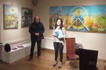 Výstava Viery Fajndovićovej-Súdiovej v ÚKVS