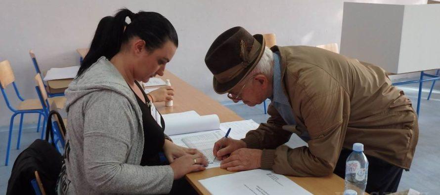 Voľby v Starej Pazove