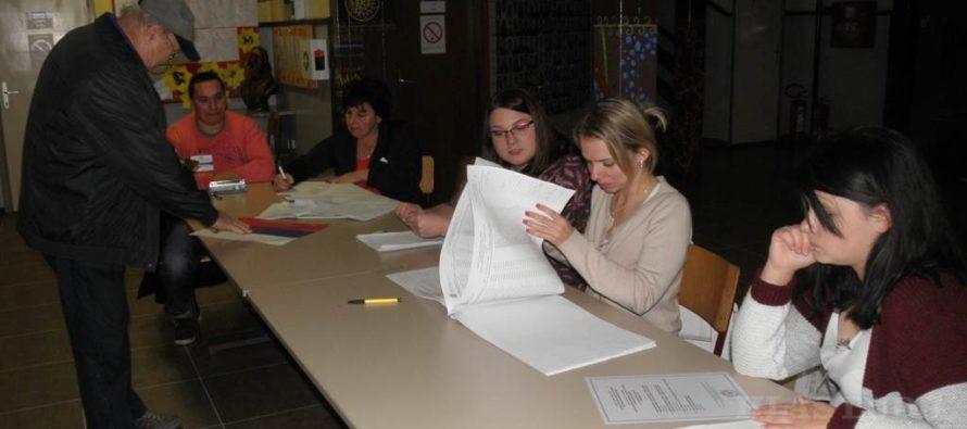 V Kulpíne zatiaľ hlasovalo 16 percent voličov
