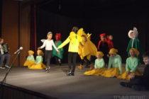 Premiéra detského divadielka Tri motýle v Kulpíne
