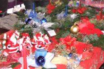 Predajná vianočná výstava v Hložanoch