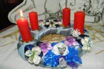 Horí prvá sviečka na adventnom venci  (VIDEO)