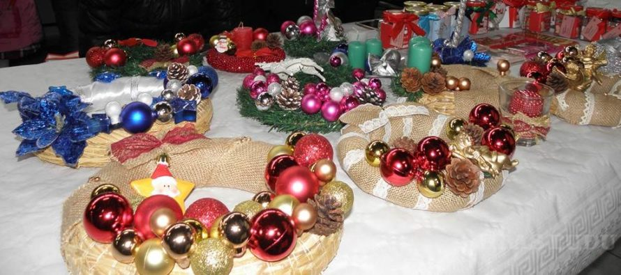 Vianočné trhy v Kysáči
