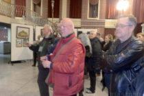 Výročná výstava Združenia výtvarných umelcov Starej Pazovy
