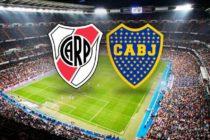 Odvetný zápas finále Copa Libertadores medzi Bocou Juniors a River Plate dnes v Madride!