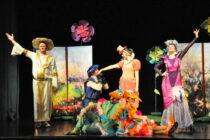 Operná Čarovná flauta v Petrovci