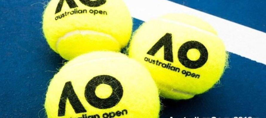 Začal sa Australian Open 2019!