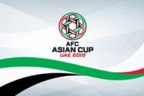AFC futbalový šampionát 2019!