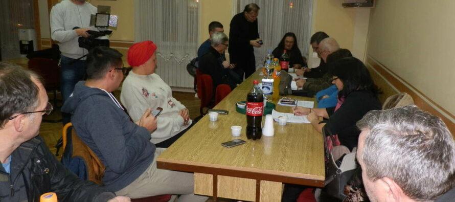 Zasadali členovia Zhromaždenia Zväzu ochotníkov Obce Stará Pazova