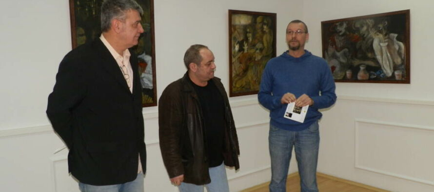 Ďalšia februárová výstava v Starej Pazove