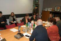 Oustanovujúcej schôdzi VR NRSNM