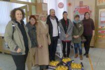 Stará Pazova: Tatamate a humanitárna spolupráca