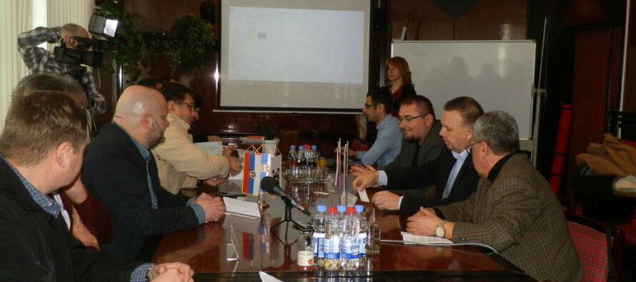 Stará Pazova: Zveľadenie zahraničnej spolupráce