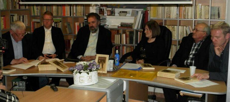 V KOVAČICI: Premiérovali knihu Môj život-Pamäti Andreja Boboša
