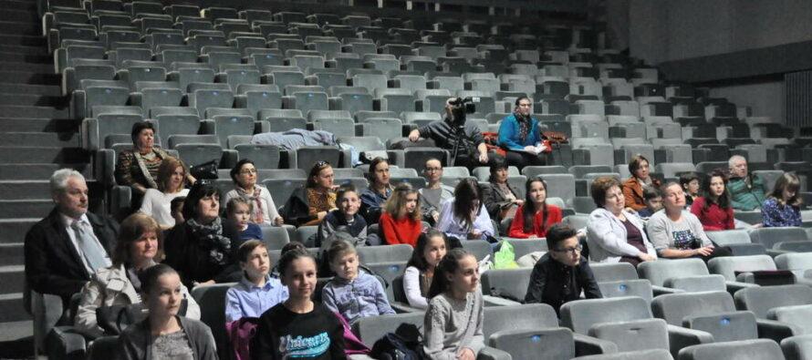Žiacka recitačná súťaž Obce Báčsky Petrovec