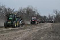 Akcia rovnania poľných ciest v Báčskom Petrovci 2019