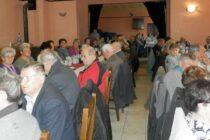 Z výročnej schôdze hložianskych penzistov