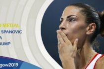 Ivana Španovićová je majsterkou Európy tretíkrát po sebe!