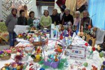 V ŽENSKOM SPOLKU V KOVAČICI: Veľkonočná výstava vábi