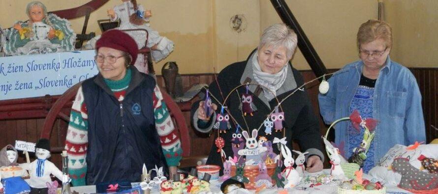 Výstava v Hložanoch