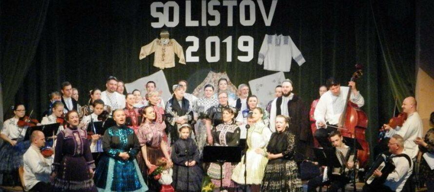Koncertovali kovačickí sólisti slovenských ľudových piesní