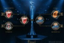 Vo finále ABA ligy Červená hviezda a Budućnost!