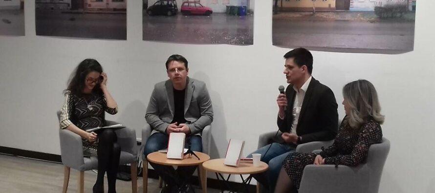 Prezentácia románu Stefana Janjića v Novom Sade