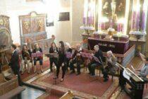 STARÁ PAZOVA: Orchester Medikus v evanjelickom kostole