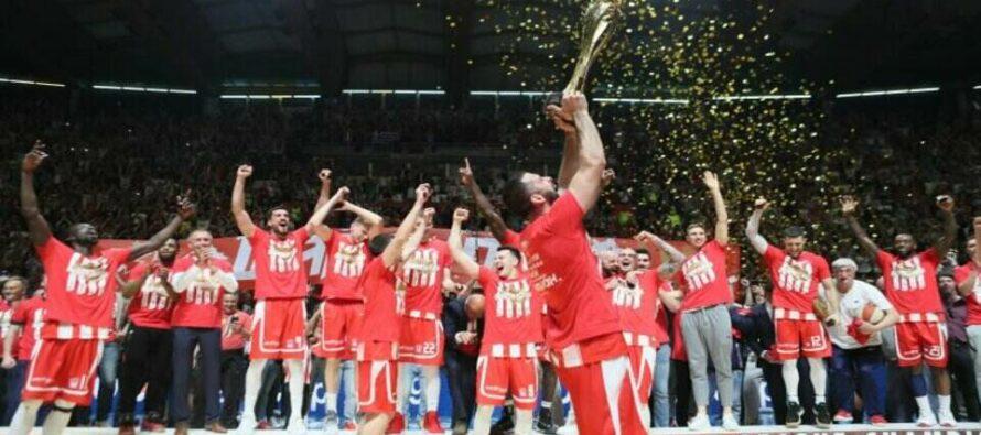 Červená hviezda triumfovala vo finále ABA ligy!