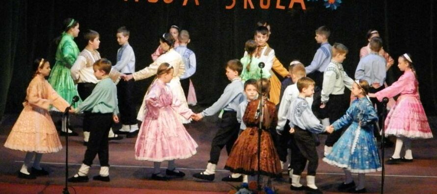 V KOVAČICI: Oslávili deň školy