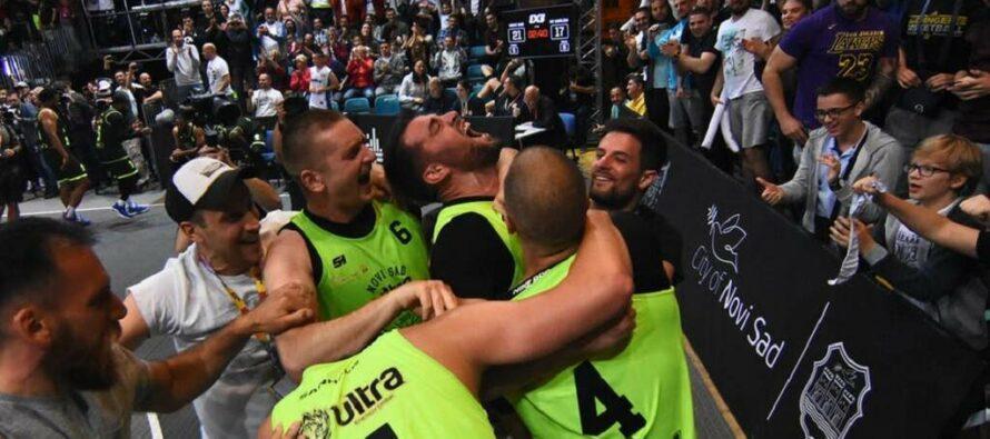 Vyvrcholil Nový Sad Challenger v baskete 3×3