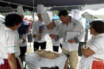 Medzinárodné majstrovstvá vo varení a jedení bryndzových halušiek Kovačica 2019