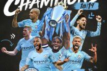 Vyvrcholila Premier liga – Manchester City obhájil titul!