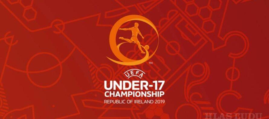 Futbalový U-17 šampionát Európy v Írsku