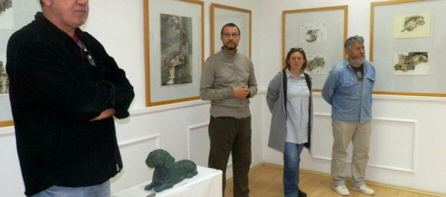 STARÁ PAZOVA: Výstava v Galérii Miry Brtkovej