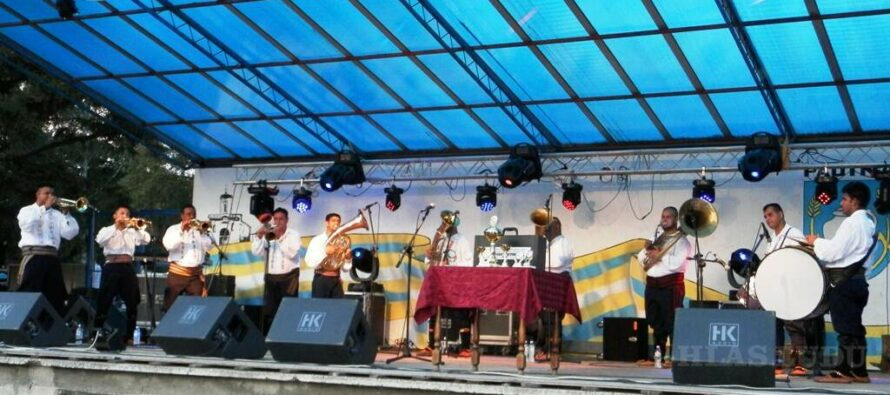 V PADINE: Zraz dychových orchestrov Vojvodiny a mesta Belehrad