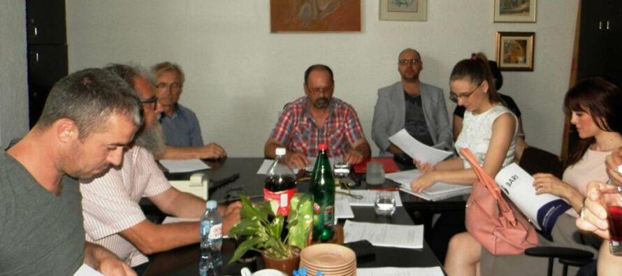 Konštituovaná Správna rada Novinovo-vydavateľskej ustanovizne Hlas ľudu