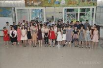 Rozlúčka so školou ôsmakov v Petrovci