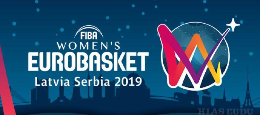 Basketbalistky vo štvrťfinále smerujú na Švédsko