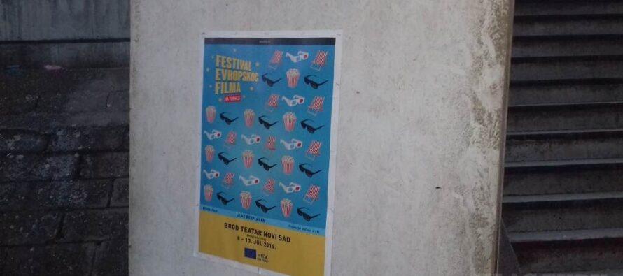Festival európskeho filmu v Novom Sade
