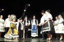 Medzinárodný folklórny program v Petrovci