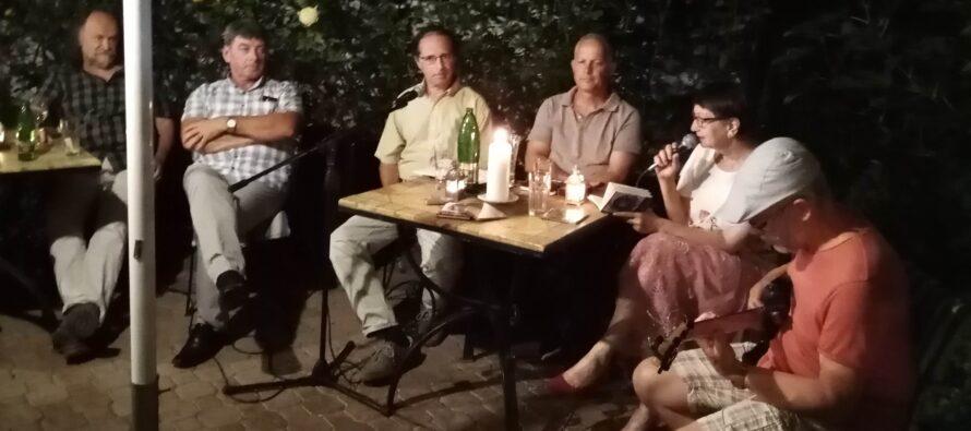 Večierok spisovateľov zo Slovenska v Kulpíne