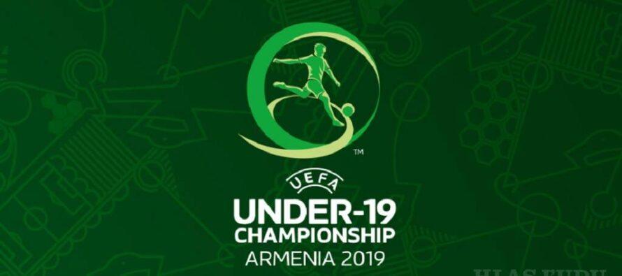Majstrovstvá Európy hráčov do 19 rokov v Arménsku